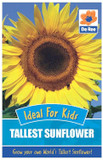 Sunflower 'Tallest Sunflower' Seeds