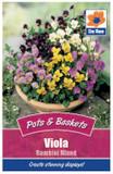 Viola 'Bambini Mixed' Seeds