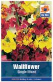 Wallflower Single Seeds