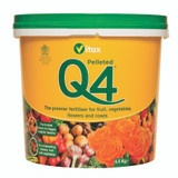 Vitax Q4 Traditional formula 4.5Kg Tub