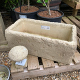 Lonstone Vintage Planters  - Short trough planter