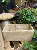 Lonstone Vintage Planters  -  Deep trough planter