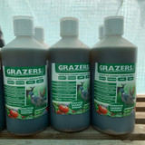 Grazers - Concentrate  pest control against rabbits, dears, pigeons and geese