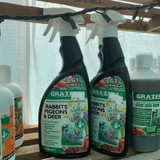 Grazers - G1 Formula pest control against rabbits, dears, pigeons and geese
