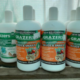Grazers - G2 Formula concentrate pest control against slugs and snails