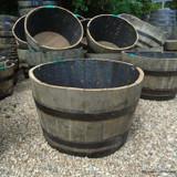 "Half Hogshead Barrel (28""W x 16""H)"