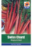 Swiss Chard 'Rhubarb Red' Seeds