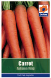 Carrot 'Autumn King Late' Seeds