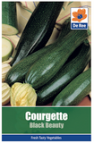 Courgette 'Black Beauty' Seeds