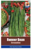 Runner Bean 'Streamline' Seeds