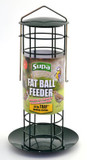 Supa Fat Ball Feeder with Tray - to fit 4 Ball Smalls