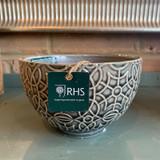 RHS Interiors - Circles Charcoal Bowl