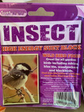 Insect High Energy Suet Block
