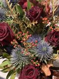 Christmas bouquet - florist's choice (Choose £25, £30, £40 or £50)