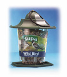 Supa lantern seed feeder