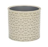RHS Interiors -Poppy White Cylinder
