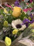 A spring bouquet - Bright colours