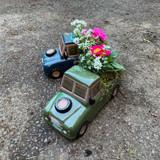 Land Rover Garden