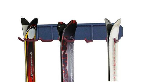 Gear Up Wall Mount Ski Storage Rack