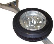 Malone Sport Trailer Locking Spare Tire