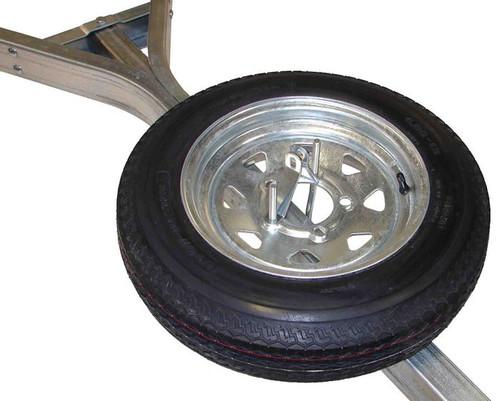 Malone Sport Trailer Locking Spare Tire