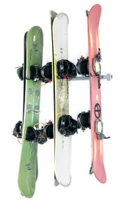 Monkey Bars Snowboard Storage Rack