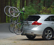 Softride Hang 2 vertical hitch bike rack