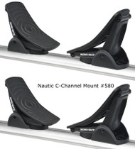 Rhino Rack Nautic Kayak Rack for Slotted  Crossbars