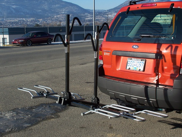 Receiver Hitch Bike Rack >> Swagman Xtc 4 Hitch Bike Rack