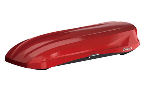 Inno Wedge Plus Cargo Box 13 cubic ft RED