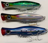 """ROCKET POPPERS"" SET OF 3 ""BLUEFIN TUNA SET"""