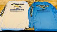 Striker Tackle High Performance Fishing Shirts.