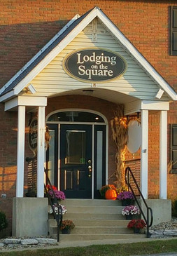 Lodging on the Square