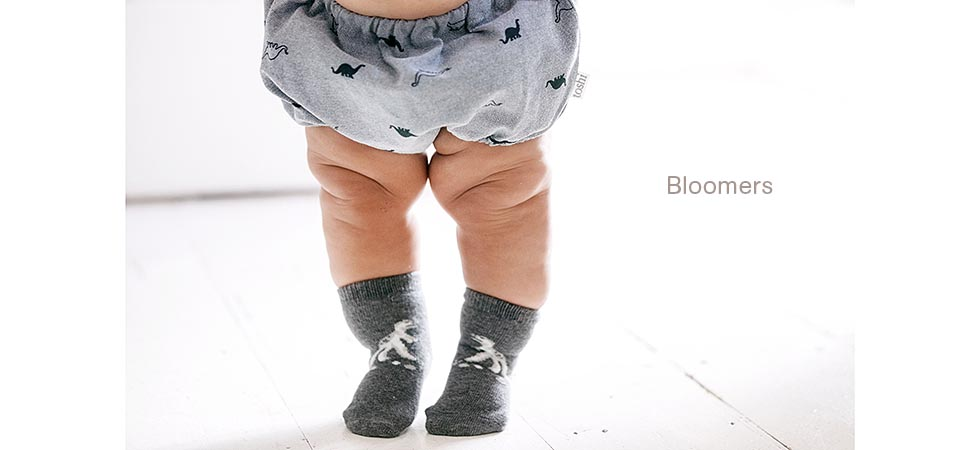 Toshi Baby Bloomers and Baby Socks
