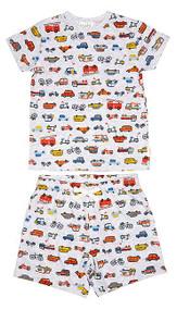 Pyjamas Short Sleeve Roadie