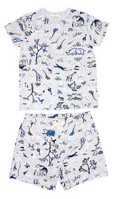 Pyjamas Short Sleeve Wildtribe
