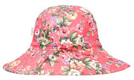 Beach Hat Tropicana Strawberry