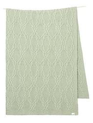 Organic Blanket Bowie Sage