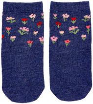 Organic Baby Socks Periwinkle