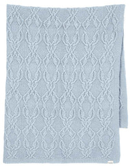 Organic Blanket Bowie Tide