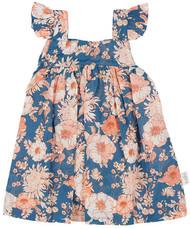 Baby Dress Sabrina Midnight