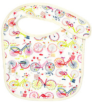 Baby Bib Bicycle
