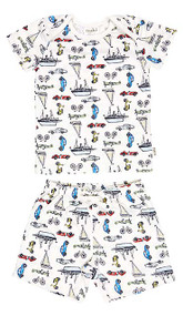 Pyjamas Short Sleeve Odyssey