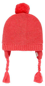 Organic Earmuff Brooklyn Cherry