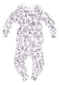 Pyjamas Long Sleeve Wild