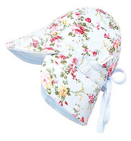 Flap Cap Bambini Primrose Aqua