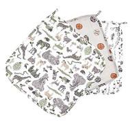 Washcloth Muslin Jungle