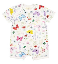 Onesie Short Sleeve Papillon