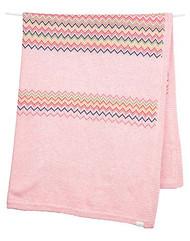 Organic Blanket Cactus Blush