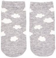 Organic Baby Socks Clouds